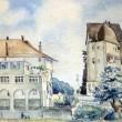 Vendita all'asta di 29 dipinti di Adolf Hitler a Norimberga 12