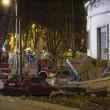 Roma, crolla palazzo sul Lungotevere: condomini salvi 02