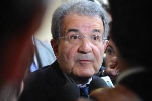 Guarda la versione ingrandita di Romano Prodi (foto Ansa)