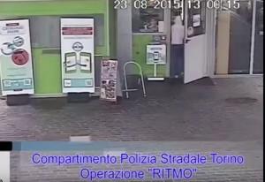 YOUTUBE Rapinatori usavano vecchia Fiat Ritmo, arrestati