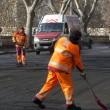 """Roma, Aduc: """"Guano su strada potrebbe provocare tubercolosi""""4"""
