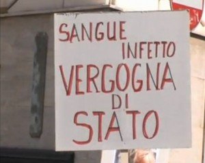 Sangue infetto: 800 italiani da risarcire (Corte Europea)