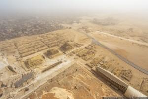 YOUTUBE Scala Piramide di Giza a mani nude
