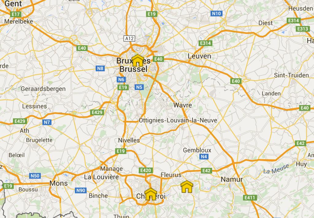 Attentati Parigi, scoperti in Belgio tre covi dei terroristi