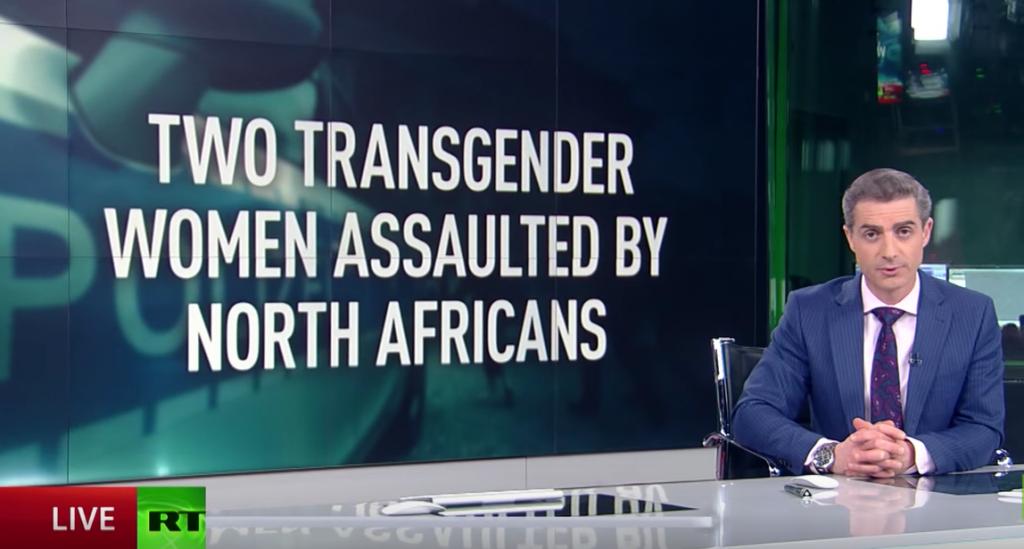 YOUTUBE Germania, immigrati africani lapidano 2 trans 5