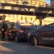 Genova, blitz carabinieri contro parcheggiatori abusivi FOTO