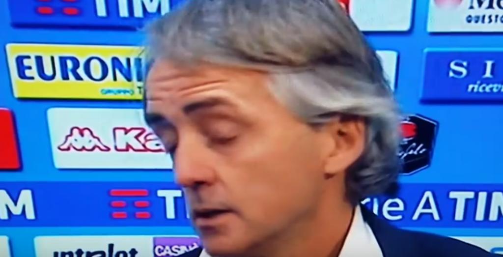 "Sarri, Berlusconi: ""Mancini ha sbagliato a parlarne"" VIDEO 9"