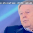 "Claudio Lippi: ""Non ho una casa, ho problemi in banca"" VIDEO 2"
