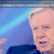 "Claudio Lippi: ""Non ho una casa, ho problemi in banca"" VIDEO 3"
