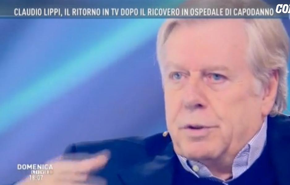 """Claudio Lippi: """"Non ho una casa, ho problemi in banca"""" VIDEO 4"""