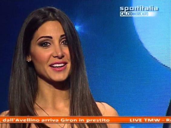 Galimi, sexy tifosa della Juventus