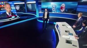 Guarda la versione ingrandita di Mihajlovic e l'intervista Sky