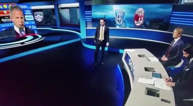 Mihajlovic e l'intervista Sky