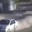 YOUTUBE Incidente choc: mamma e figlio travolti da auto 5