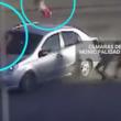 YOUTUBE Incidente choc: mamma e figlio travolti da auto 6