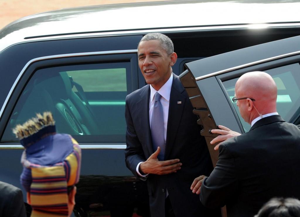 Usa, prima FOTO nuova auto Presidente da 1,5 mln di dollari5