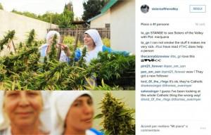 Usa, suore new age coltivano marijuana in garage11