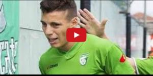 Guarda la versione ingrandita di YOUTUBE Alessio Di Massimo alla Juventus dalla serie D