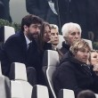 Andrea Agnelli e Deniz Akalin, baci a Juventus Stadium FOTO5