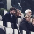 Andrea Agnelli e Deniz Akalin, baci a Juventus Stadium FOTO3