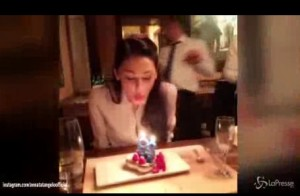 Guarda la versione ingrandita di VIDEO Anna Tatangelo, crisi con Gigi D'Alessio? Ma lei…