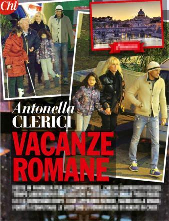 Antonella Clerici e il suo medico Adolfo Panfili: è amore?10