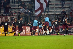 Arezzo-Santarcangelo Sportube: streaming diretta live