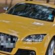 "Audi gialla in fuga: tanti avvistamenti ma ""è imprendibile"""
