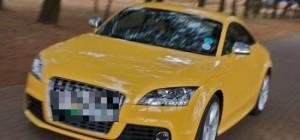 Audi gialla: cosa faranno ai banditi? ricettazione, guida…