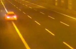 """Audi gialla, Polizia: """"Lotta impari. Noi con Fiat Stilo"""""""