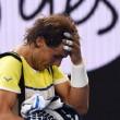 Tennis Australian Open, Nadal subito fuori. Bolelli ok