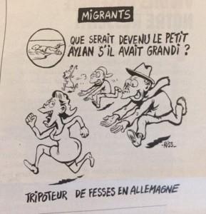 Guarda la versione ingrandita di Charlie Hebdo: