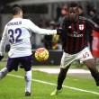 Milan-Fiorentina: Mario Balotelli entra, Antonio Conte via