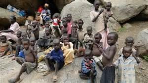 Bambini in zona di guerra