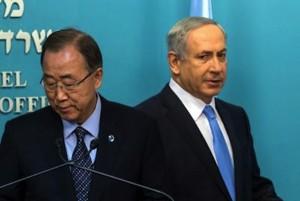 "Netanyahu contro Ban Ki-Moon: ""Incoraggia il terrorismo"""