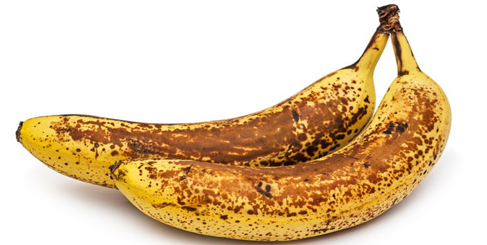 Banana, meglio matura: ha proprietà anticancro, immunitarie