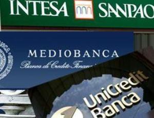 Banche: le prime 20 più solide. Mediolanum, Credem, Intesa..