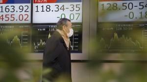 Giappone: banca centrale presta a tassi negativi. Ok Asia