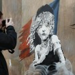 Banksy critica gestione profughi Calais: censurato