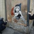 Banksy critica gestione profughi Calais: censurato8