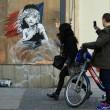 Banksy critica gestione profughi Calais: censurato7