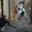 Banksy critica gestione profughi Calais: censurato6