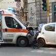 YOUTUBE Bari: incidente ambulanza, muore paziente a bordo