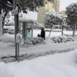 Maltempo, freddo record in Alto Adige e neve al sud FOTO