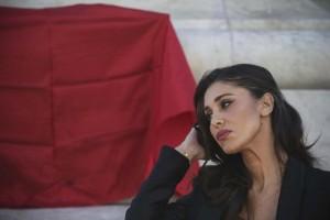 Belen Rodirguez (foto Ansa)