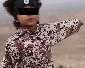 Bimbo Isis di 4 anni: madre una fanatica britannica
