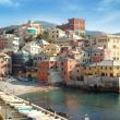 YOUTUBE Genova, mareggiate a Boccadasse e in Liguria 616
