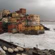 YOUTUBE Genova, mareggiate a Boccadasse e in Liguria 61111