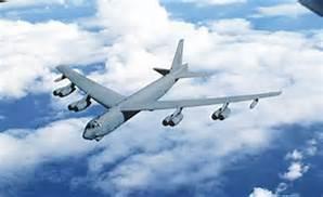 Un bombardiere B-52