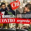 """Belen Rodriguez Marco Borriello, Chi: """"Incontro segreto"""